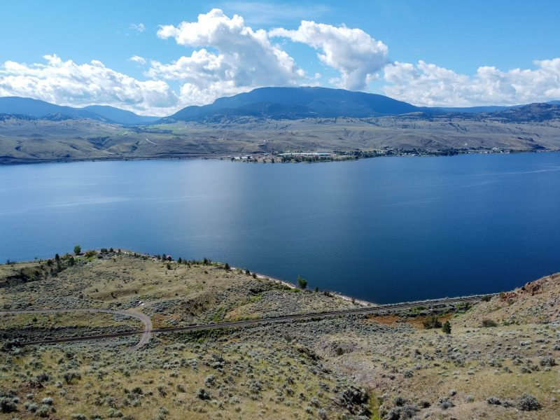 Rare Opportunity to Own 12+ Acres of Waterfront Property at Kamloops Lake