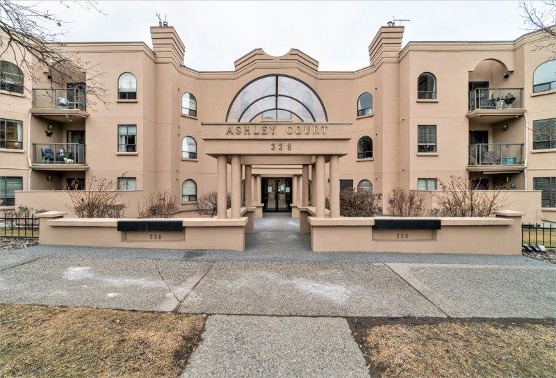 Come Home to a 2 Bedroom, 2 Bath Unit in Sought After 55+ Ashley Court.   2 Bedrooms & 2 Baths