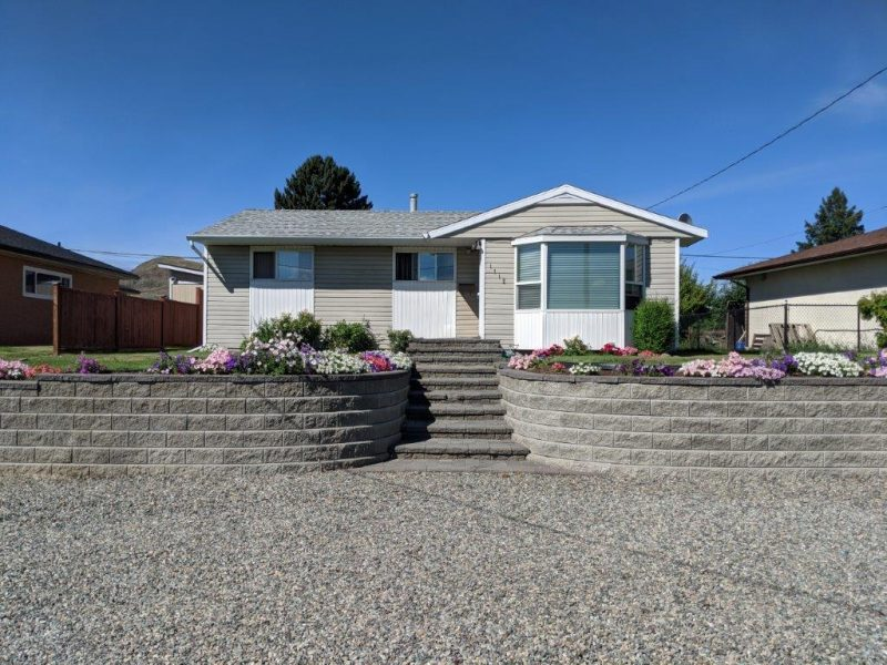 Well Cared For Home In A Wonderful Family Oriented Neighborhood!    3 Bedrooms & 1 Bath