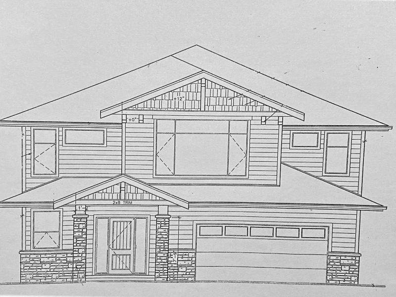 Brand New Home by Marino Construction Boasting an Elegant Floor Plan. 6 Bedrooms & 3 Baths