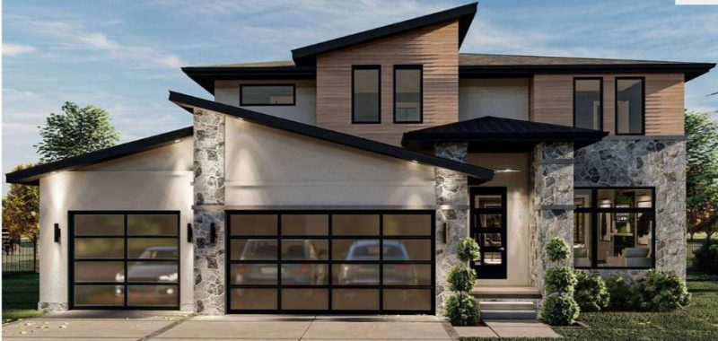 Stunning Architecturally Designed Executive Home With Mortgage Helping 2 Bedroom Legal Suite. 7 Bedroom & 4 Bath